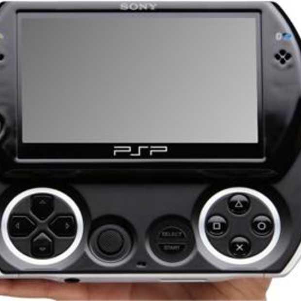 PSP Go vanaf 1 oktober verkrijgbaar