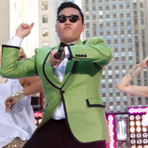 PSY Gangnam Style is met 805 miljoen views best bekeken YouTube-video ooit