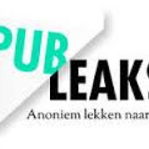 Publeaks: anoniem 'lekken' naar de Nederlandse pers