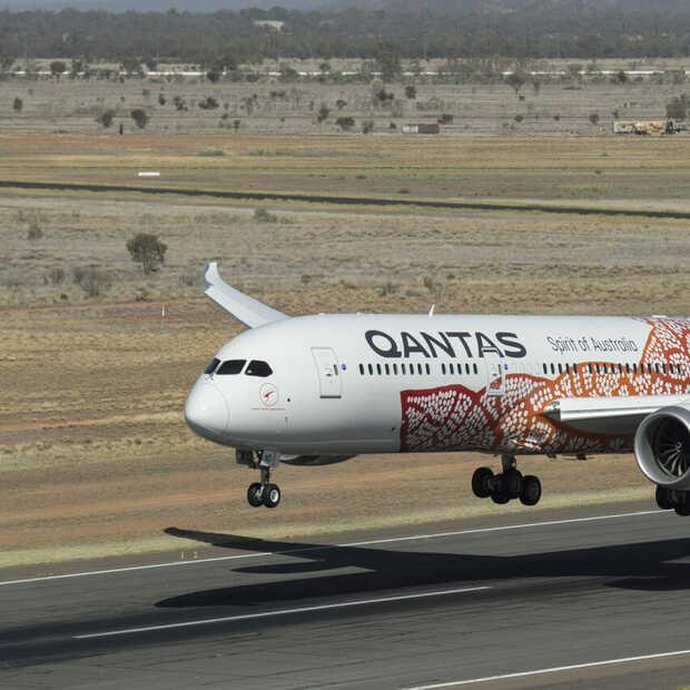Vliegtickets van Qantas naar 'nergens' binnen 10 minuten uitverkocht