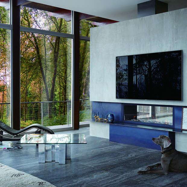 Design staat centraal bij de Samsung QLED TV