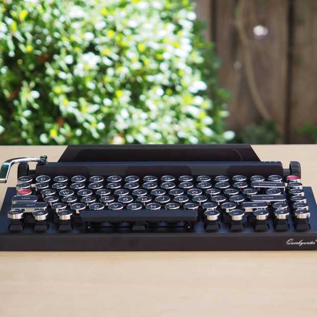 Coole gadget: typemachine voor je tablet