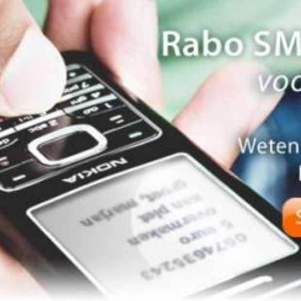 Rabo SMS betalen; een gebruikerstest