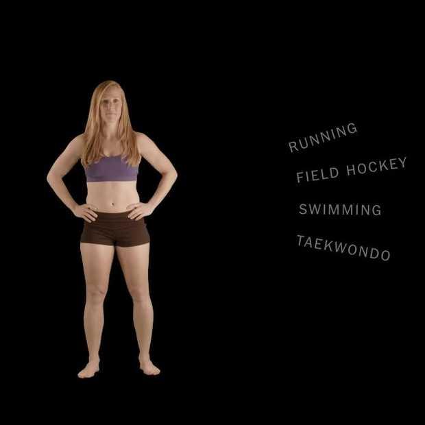 Kun jij raden welke sporten deze Olympische atleten beoefenen?