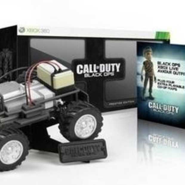 Radiografisch Bestuurbaar Wagen Met Camera Bij Collector's Edition Call of Duty: Black Ops
