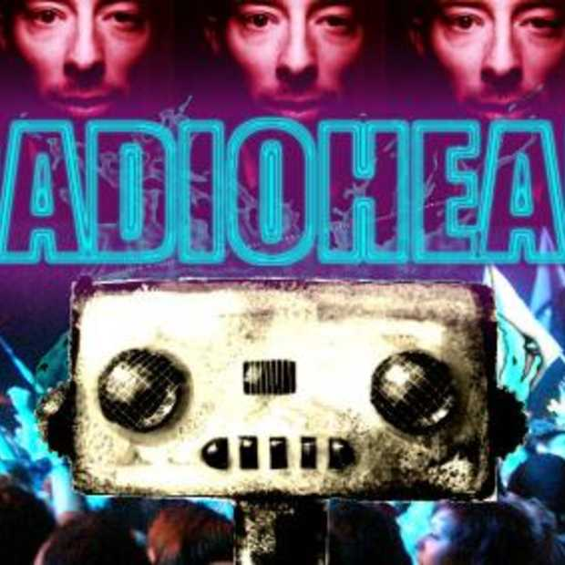 Radiohead weet hoe je reclame maakt