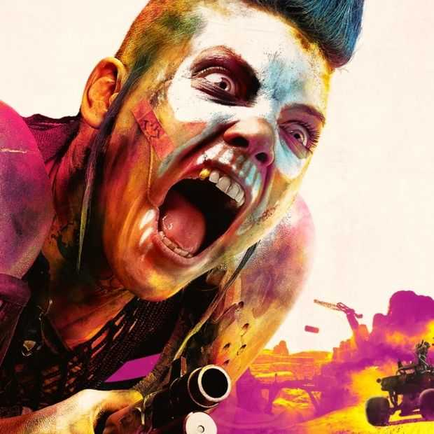 Gamescom 2018: Rage 2 is nog niet open, maar wel al leuk