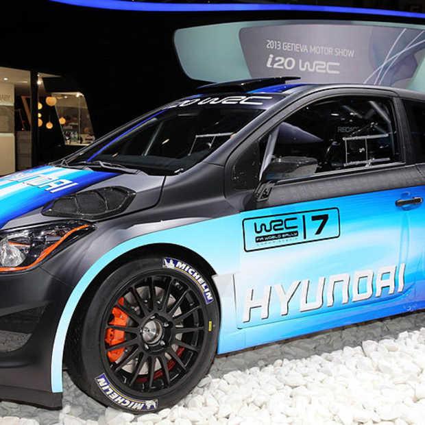 Rallytopper Thierry Neuville naar WRC-team Hyundai