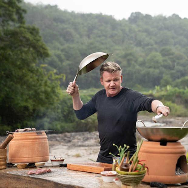 Gordon Ramsay bekritiseert kookvideo's op TikTok en het is fantastisch