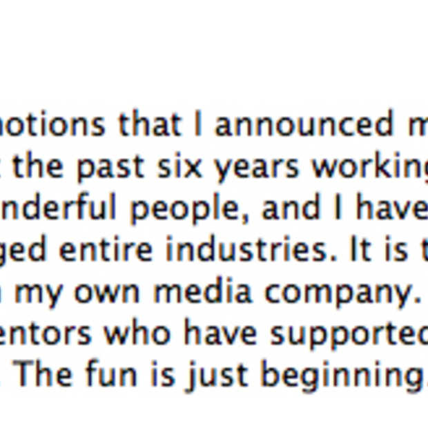 Randi Zuckerberg gaat weg bij Facebook