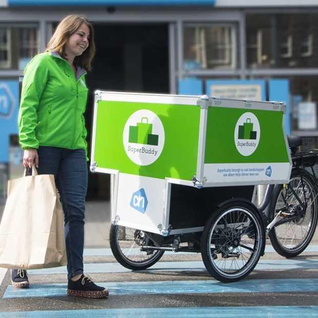 Boodschappen doen kan nog makkelijker: Albert Heijn komt met Rappie