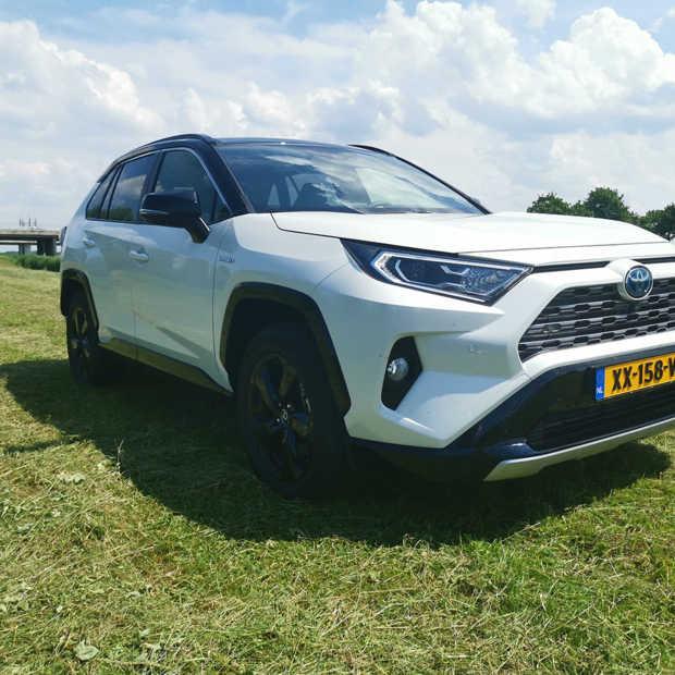 Toyota RAV4 wereldwijd een van de bestverkochte auto's van 2019