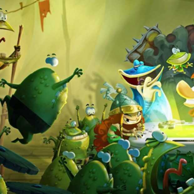 Rayman Legends doet Nintendo nog iets voor