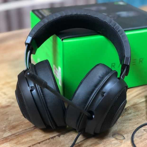 Razer Kraken Tournament Edition headset review: heel veel headset