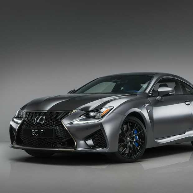 Lexus komt met reclamecampagne voor één auto