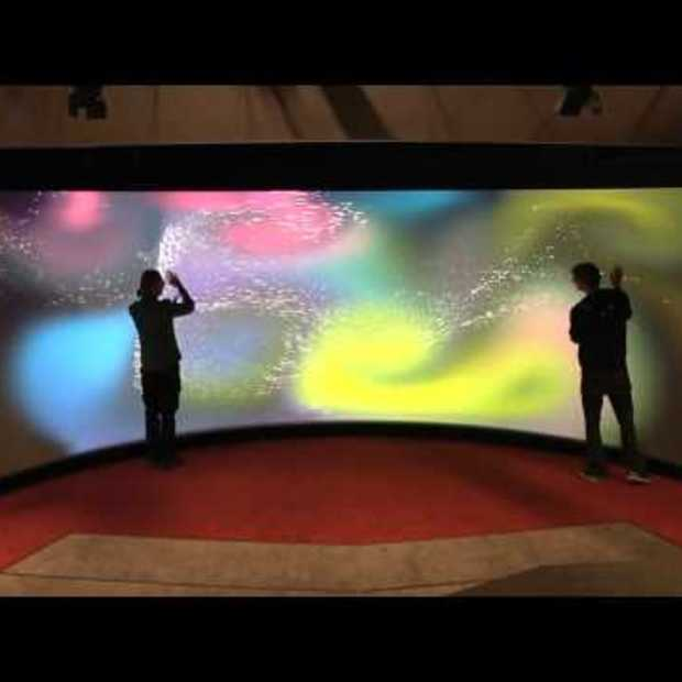 Reality Touchscreen : Universiteit van Groningen