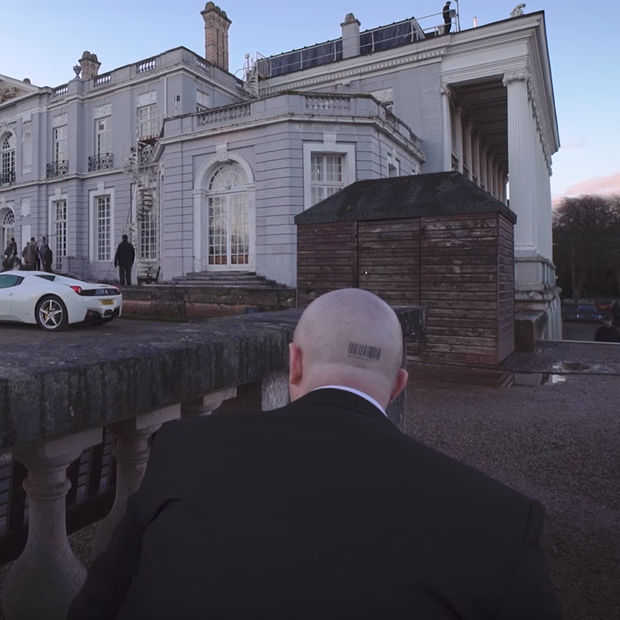 Must-see video: Real Life Hitman