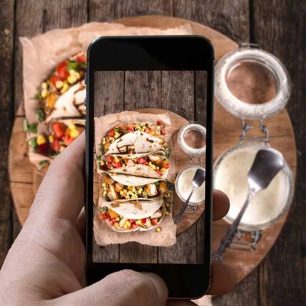 Goed idee: nieuw algoritme kan recept zoeken bij foto van eten