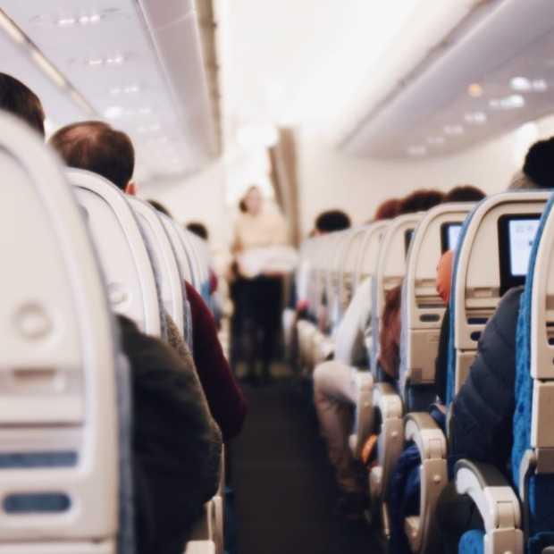 Recordaantal passagiers voor Nederlandse luchthavens