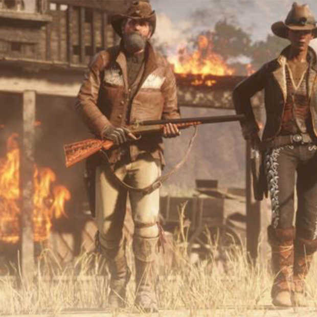 Flinke update voor Red Dead Online