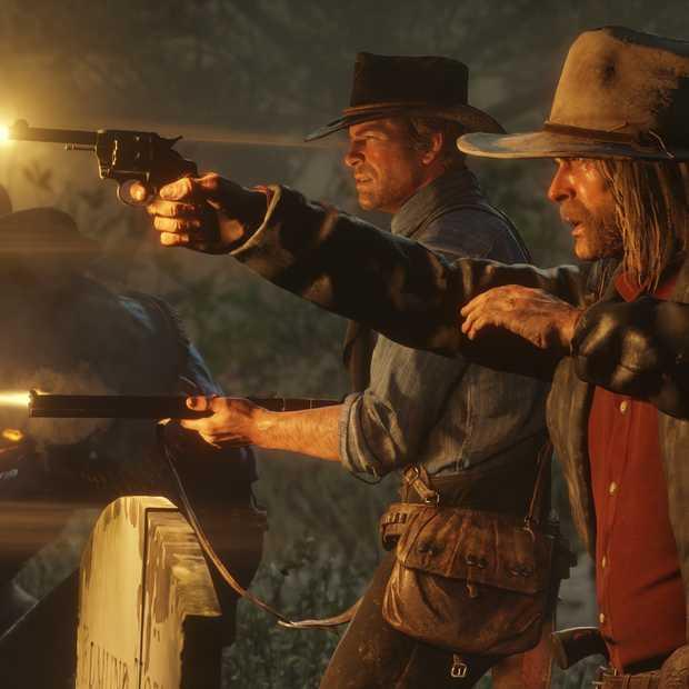 Red Dead Redemption 2: een film van een game