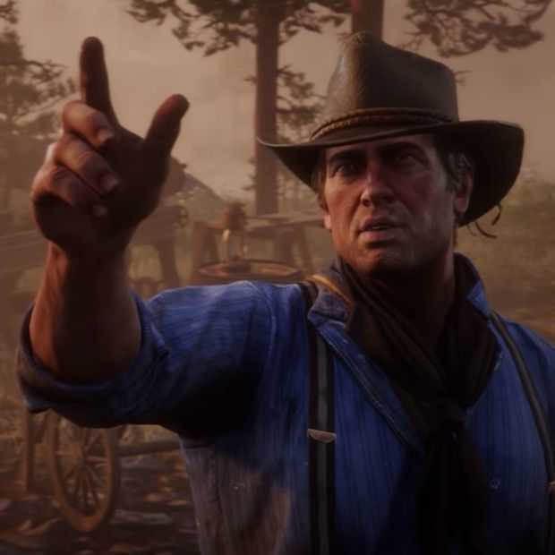 Red Dead Redemption 2 levert bijna 640 miljoen euro op in 3 dagen