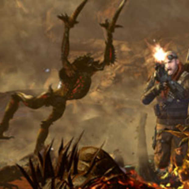 Red Faction Armageddon: grote aantrekkingskracht