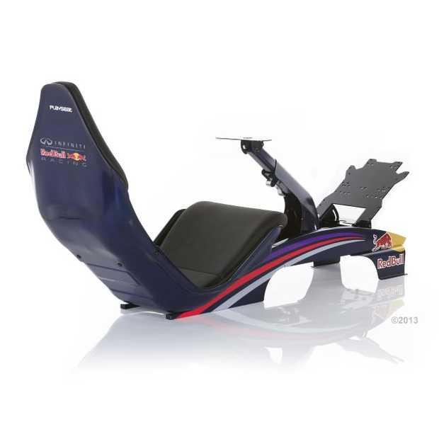 F1-coureur word je in een simulator