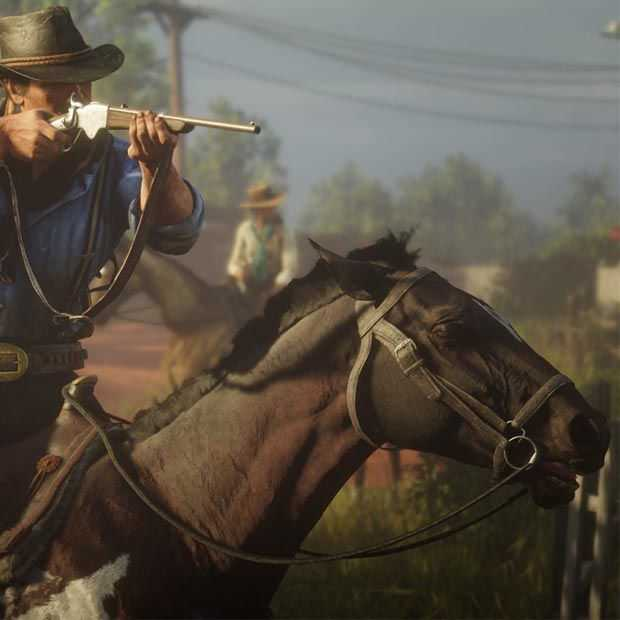 Red Dead Redemption 2 verschijnt in november op de pc