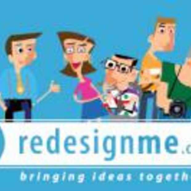 RedesignMe.com geredesigned