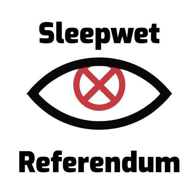 Er komt waarschijnlijk een referendum over de Sleepwet