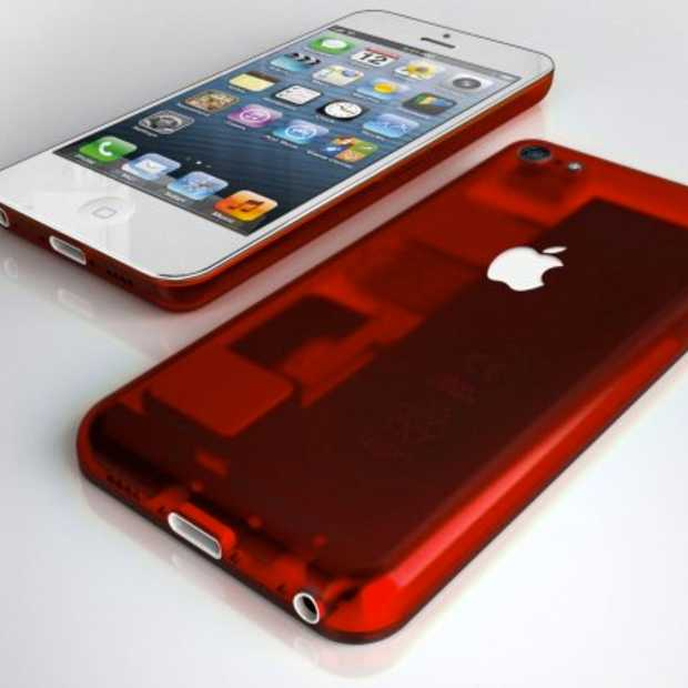 Reuters: Apple kijkt naar grotere schermen en meerdere kleuren