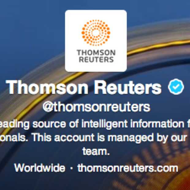 Reuters Twitteraccount gehackt door Syriërs