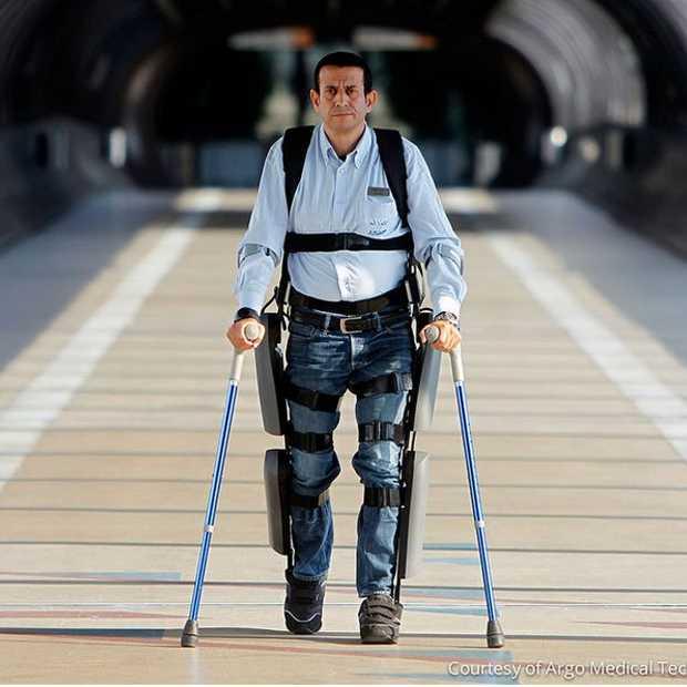 CES 2015: Rewalker laat je weer lopen