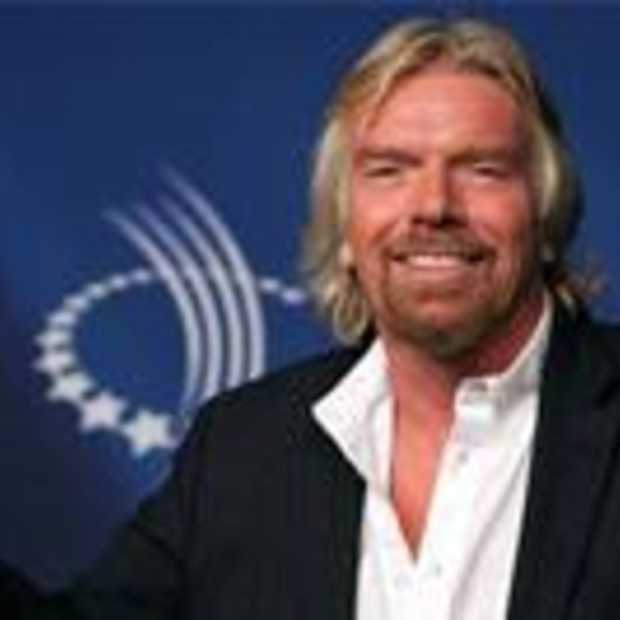 Richard Branson gaat dinsdag zijn nieuwe iPad magazine onthullen