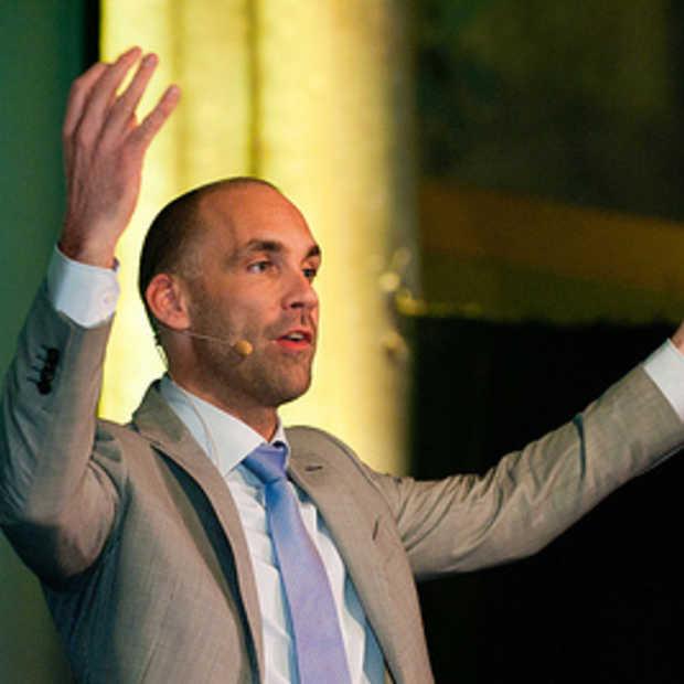 Richard van Hooijdonk keynote-spreker op Copernica Summit