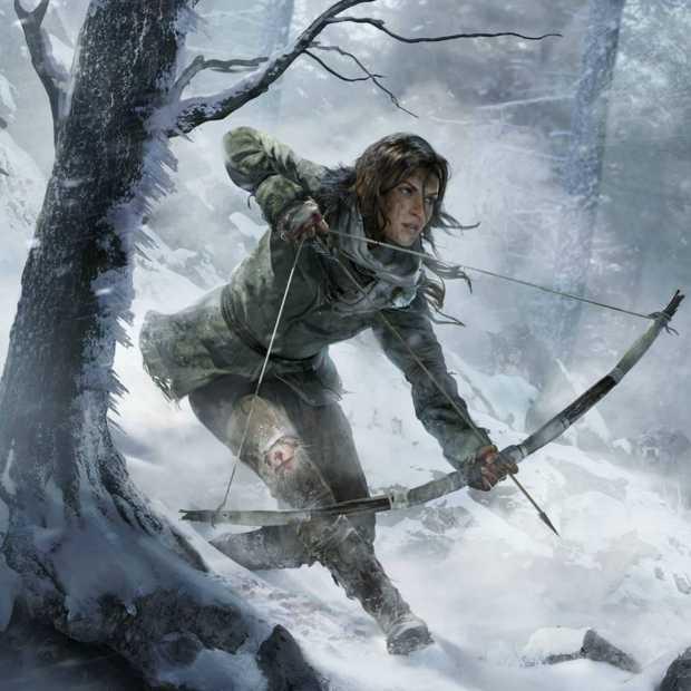 Microsoft kaapt Rise of the Tomb Raider