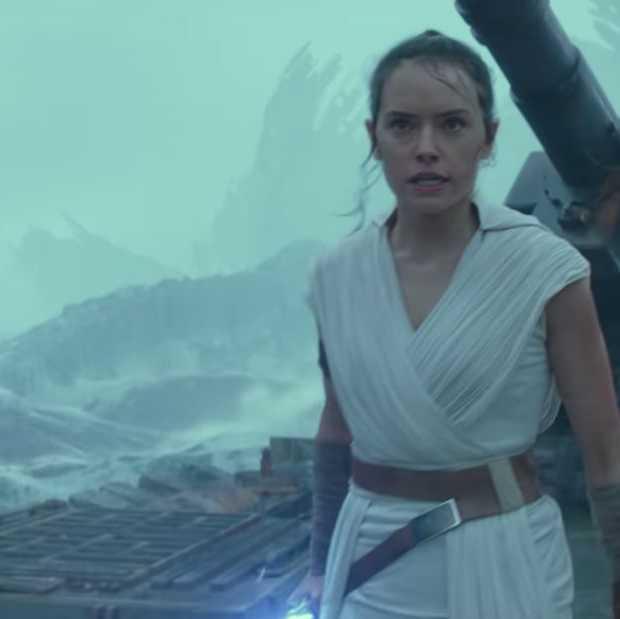 Dit wilde Finn tegen Rey zeggen in Star Wars: The Rise of Skywalker