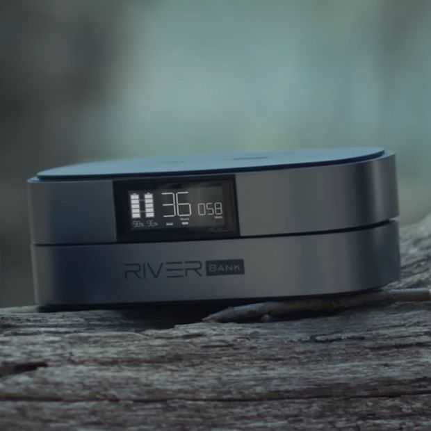 De River Bank: modulaire powerbank met grote mogelijkheden