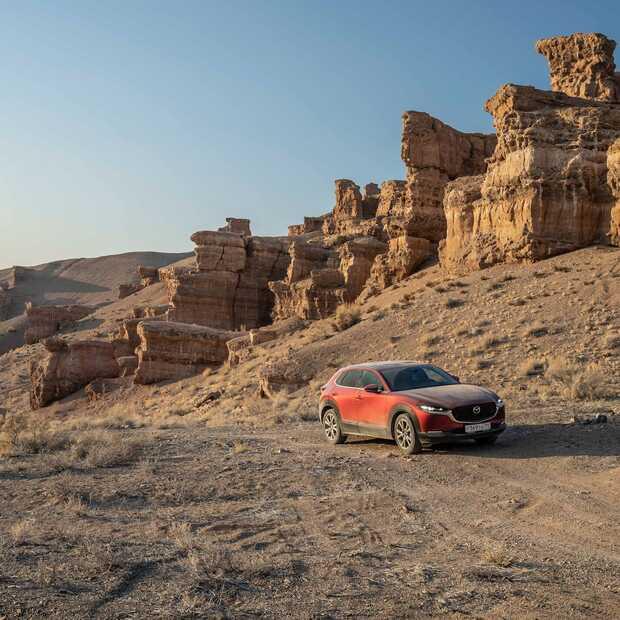 Roadtrip door het wonderschone en ruwe landschap van Kazachstan