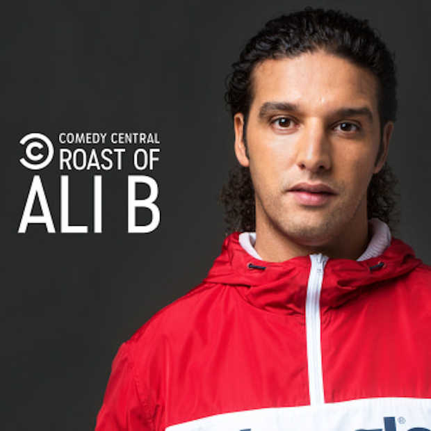 'The Roast of Ali B' eind dit jaar op Comedy Central