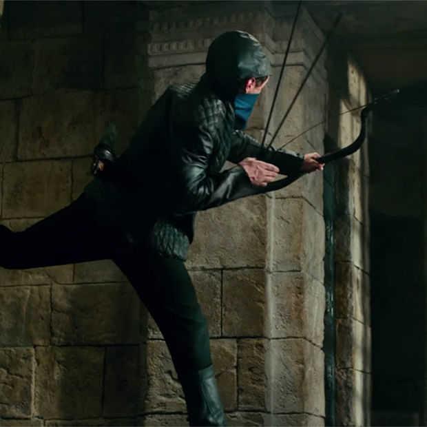 Spectaculaire trailer voor nieuwe verfilming van Robin Hood