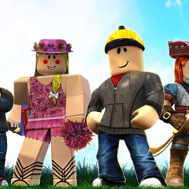 Roblox heeft meer spelers dan Minecraft