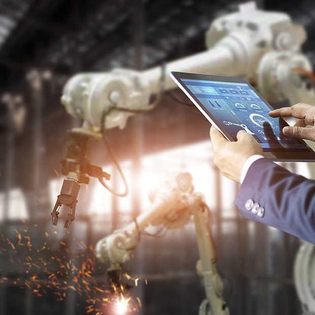 Rond 2025 zal 5% van de Chinese arbeiders vervangen zijn door robots
