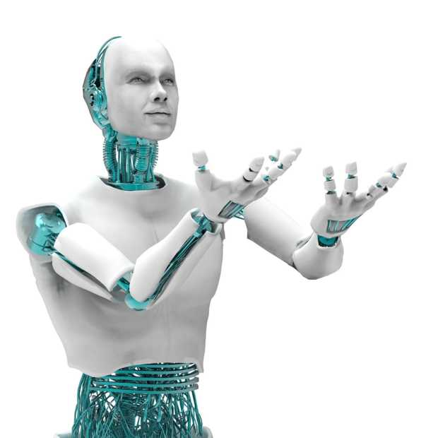 Robots zorgen mogelijk voor een revolutie groter dan het internet