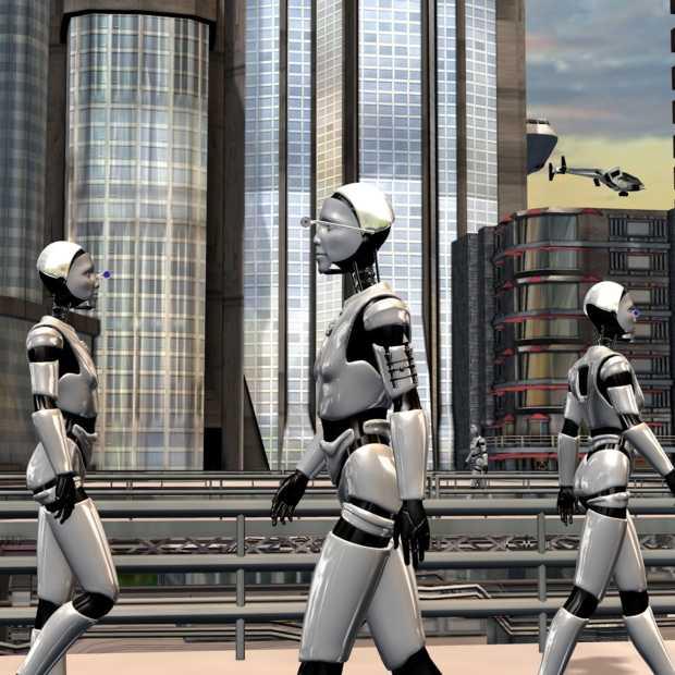 Hoe drie Aziatische landen robots gebruiken in het dagelijkse leven