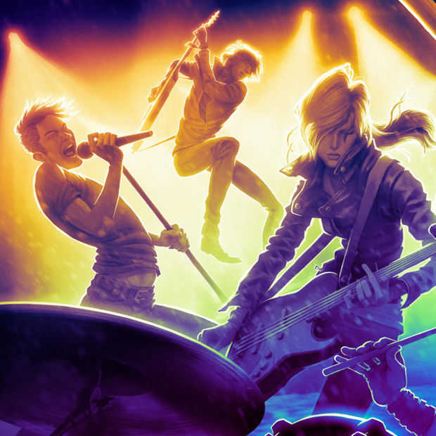 Rock Band 4: Een fijne reünietoer