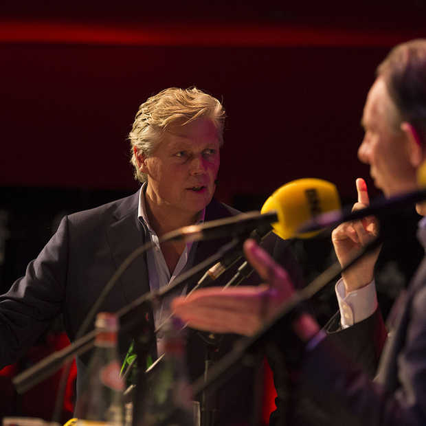 """Roelof Hemmen over presenteren: """"Weg met die flauwekul!"""""""