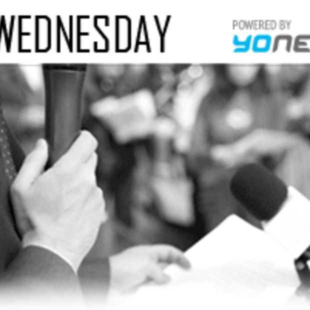 """ROI Wednesday: """"nieuw online marketing event met topsprekers"""""""