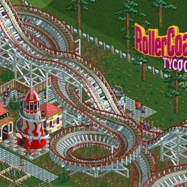 Rollercoaster Tycoon 2 is nog springlevend